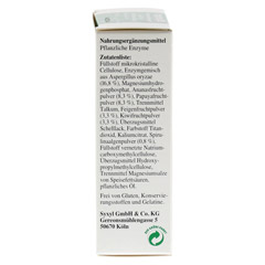 REGAZYM Plus Syxyl Tabletten 60 St�ck - Rechte Seite