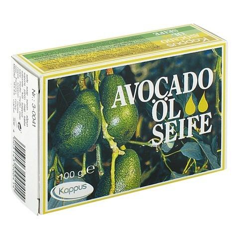 KAPPUS Avocado Öl Seife 100 Gramm