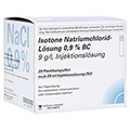 ISOTONE NaCl Lösung 0,9% BC Plast.Amp.Inj.-Lsg. 20x20 Milliliter N3