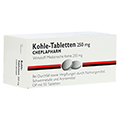 Kohle-Tabletten 250mg 50 St�ck
