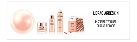 Themenshop Hautpflege in den Wechseljahren Lierac Bild 1
