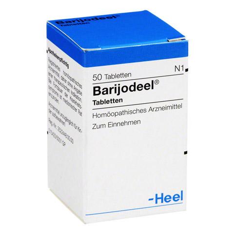 BARIJODEEL Tabletten 50 Stück N1