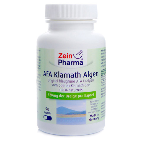 AFA-KLAMATH Kapseln 90 Stück