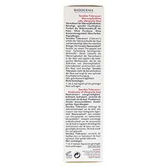 BIODERMA Sensibio Tolerance+ Creme 40 Milliliter - Rechte Seite
