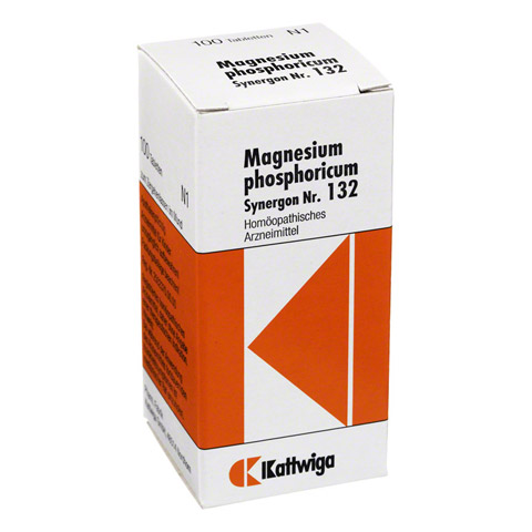 SYNERGON KOMPLEX 132 Magnesium phosphoricum Tabl. 100 Stück