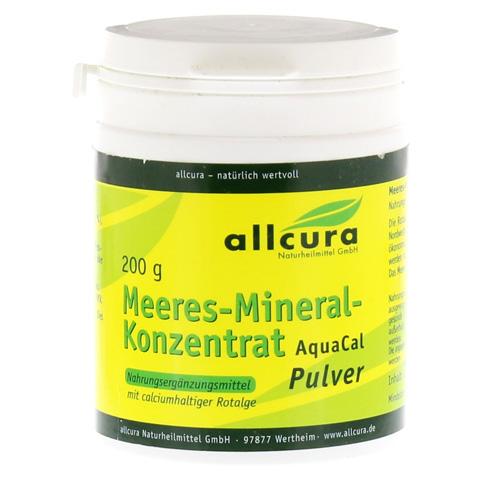 MEERESALGEN Konzentrat Pulver 200 Gramm
