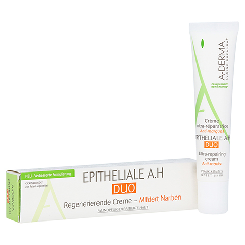 ADERMA EPITHELIALE A.H DUO Creme 40 Milliliter