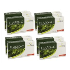 FLARIX+C L�rchenextrakt Taxifolin Kapseln 8x40 St�ck