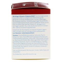 DIABETES BilDi Tabletten 60 St�ck - Rechte Seite