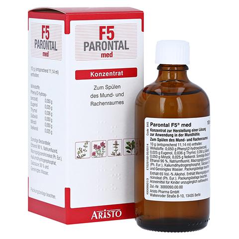 Parontal F5 med 100 Milliliter