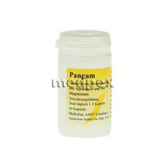 PANGAM Kapseln 60 St�ck