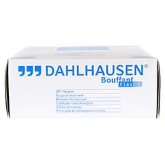 OP HAUBE Bouffant Flex weiß 100 Stück - Vorderseite
