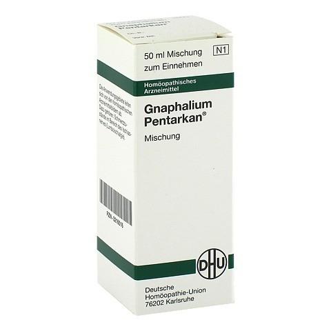GNAPHALIUM PENTARKAN Liquidum 50 Milliliter N1