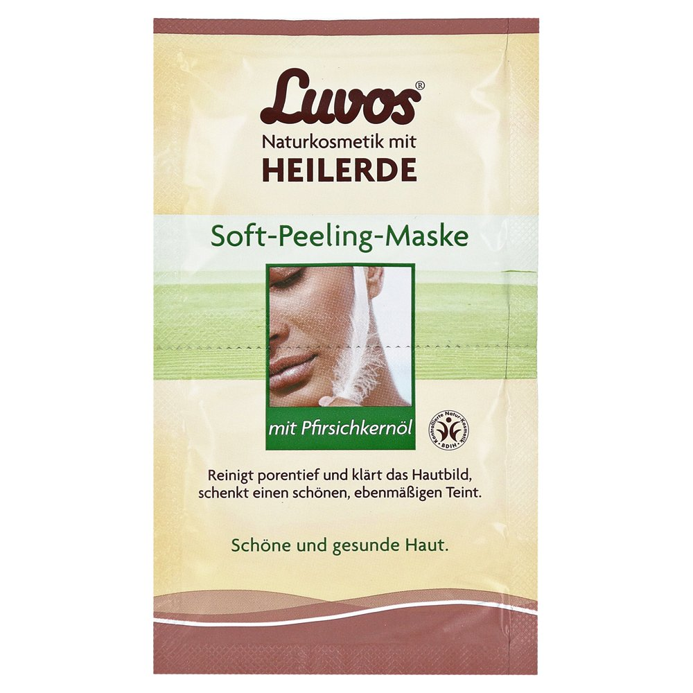 erfahrungen zu luvos soft peeling maske 2x7 5 milliliter medpex versandapotheke. Black Bedroom Furniture Sets. Home Design Ideas
