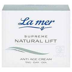 LA MER SUPREME Natural Lift Anti Age Cream Tag 50 Milliliter - Vorderseite