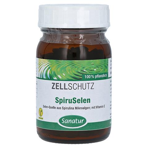 SPIRUSELEN Selen Spirulina Nahrungserg. Tabletten 250 St�ck