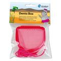 MIRADENT Zahnspangenbox Dento Box I pink 1 Stück