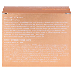 Ahava Caressing Body Sorbet 235 Gramm - Rückseite