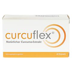 CURCUFLEX Weichkapseln 60 Stück - Vorderseite