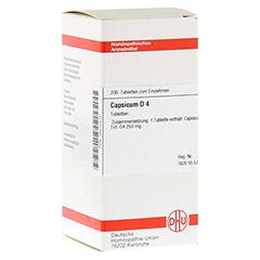 CAPSICUM D 4 Tabletten 200 St�ck N2