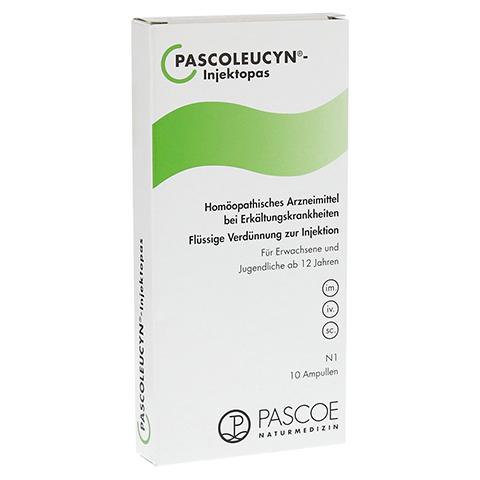 PASCOLEUCYN Injektopas Ampullen 10 Stück N1