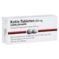Kohle-Tabletten 250mg
