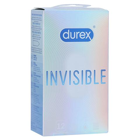 DUREX Invisible Kondome 12 Stück