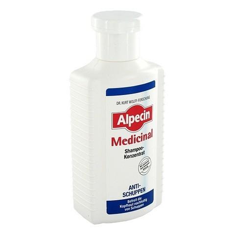 ALPECIN MED.Shampoo Konzentrat Anti Schuppen 200 Milliliter