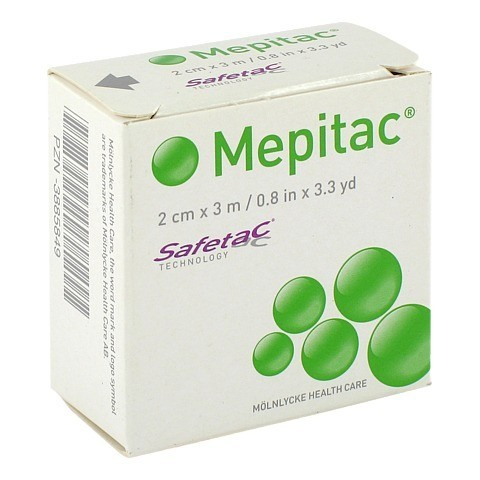MEPITAC 2x300 cm unsteril Rolle 1 St�ck