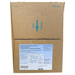 ISOTONISCHE NaCl BC 9 mg/ml 0,9% Inf.-L.Plastikfl. 10x1000 Milliliter N2 - Vorderseite