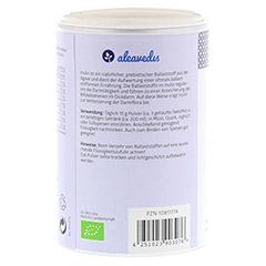 INULIN 100% Bio Pulver 180 Gramm - Linke Seite