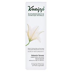 KNEIPP REGENERATION Intensiv Serum 30 Milliliter - Vorderseite