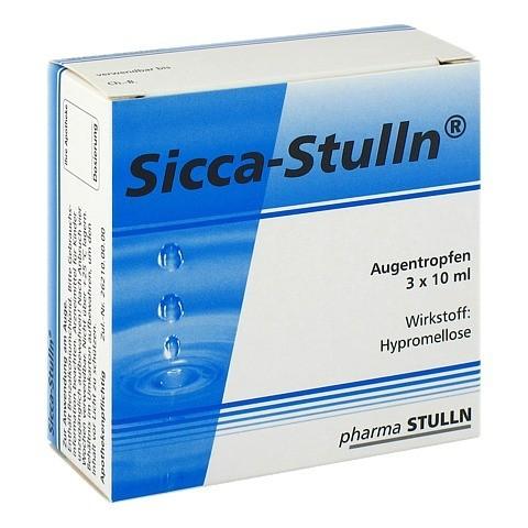 SICCA STULLN Augentropfen 3x10 Milliliter N3