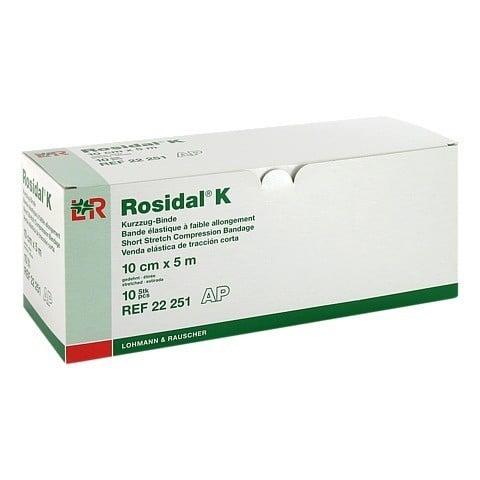 ROSIDAL K Binde 10 cmx5 m 10 St�ck