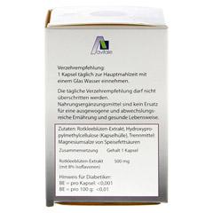 ROTKLEE KAPSELN 500 mg 120 Stück - Rechte Seite