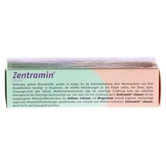 ZENTRAMIN classic Tabletten 50 Stück - Rechte Seite