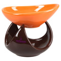 TAO LAMPE orange/braun 1 St�ck