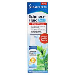 KLOSTERFRAU Schmerz-Fluid in einer Sprühflasche 150 Milliliter - Vorderseite