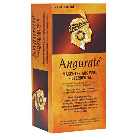 Angurate-Magentee aus Peru 25x1.5 Gramm