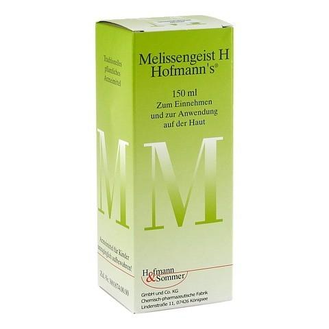 MELISSENGEIST H Hofmann's Tropfen 150 Milliliter