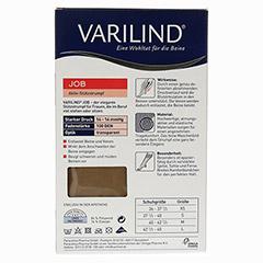 VARILIND Job 100den AD L transp.teint 2 Stück - Rückseite