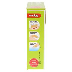 SNOEGG Soft Next Pflaster 3 cmx4,5 m neutral 1 Stück - Rechte Seite