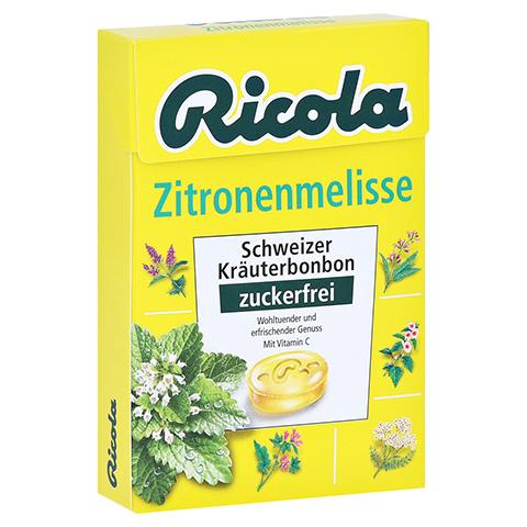 RICOLA o.Z. Box Zitronenmelisse Bonbons 50 Gramm