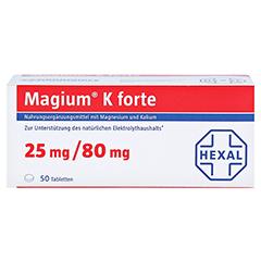 MAGIUM K forte Tabletten 50 Stück - Vorderseite