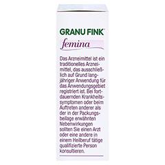 GRANU FINK femina 60 St�ck - Linke Seite