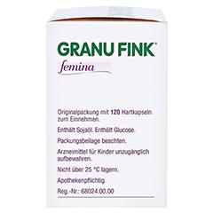 GRANU FINK femina 120 Stück - Rechte Seite