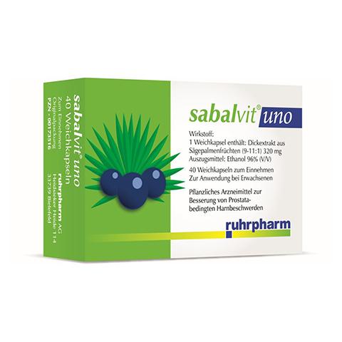 Sabalvit Uno 40 Stück