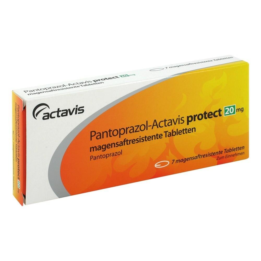 pantoprazol actavis protect 20mg 7 st ck online bestellen. Black Bedroom Furniture Sets. Home Design Ideas