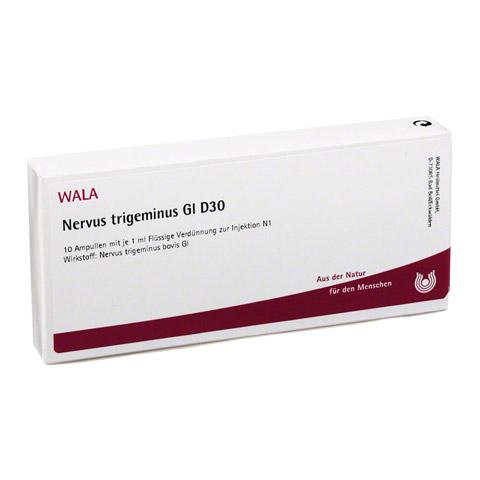 NERVUS TRIGEMINUS GL D 30 Ampullen 10x1 Milliliter N1