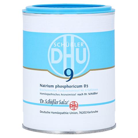 BIOCHEMIE DHU 9 Natrium phosphoricum D 3 Tabletten 1000 Stück